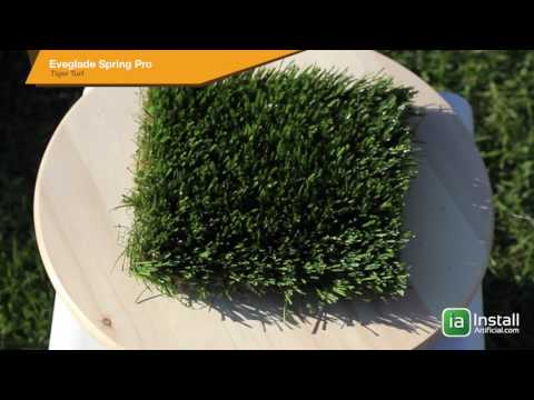 Everglade Spring Pro (view from top) – Artificial Grass Review