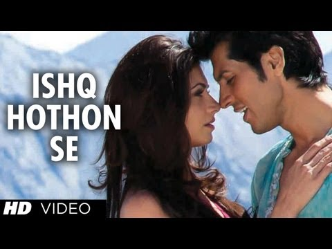 Ishq Hothon Se Full Song | Jo Hum Chahein | By KK, Shreya Ghoshal