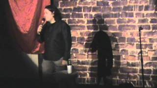 Stand up in the NYC comedy club in San Diego