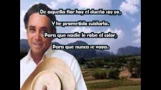 FLOR PALIDA KARAOKE -  POLO MONTAÑEZ