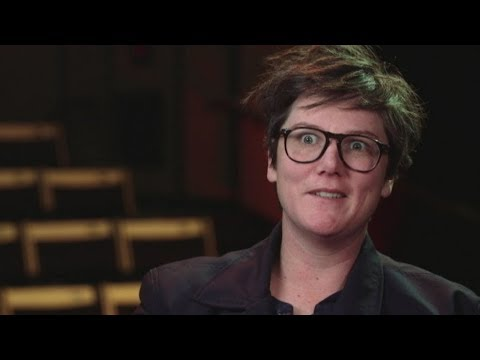 Comedian Hannah Gadsby talks to 7.30 about SSM, abuse and quitting comedy