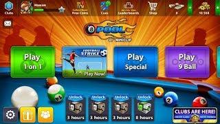 8 Ball Pool Live Stream via Omlet Arcade! #36 Stream Crashed When I Finally Got To Tournament Final