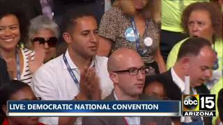 FULL: GET IT! Reverend William Barber - Democratic National Convention