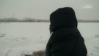 видео Квадроцикл BRP провалился под лед.Самарские квадроциклисты (ВЫПУСК 13).