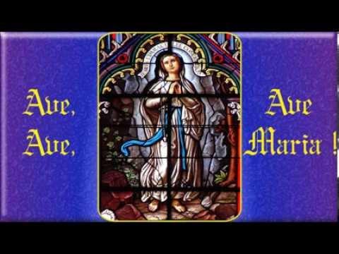 Lourdes : 260 couplets sur les Ave Maria de Lourdes & Fatima