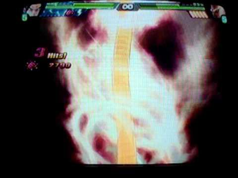 Goku SSJ4 Dragon Fist - Dragonball Z Budokai Tenkaichi 3