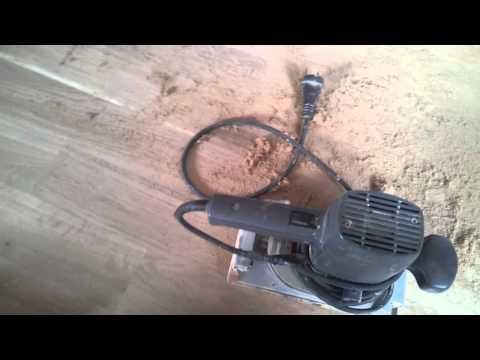 0 - Який тип шліфмашинки підходить для циклювання підлоги?