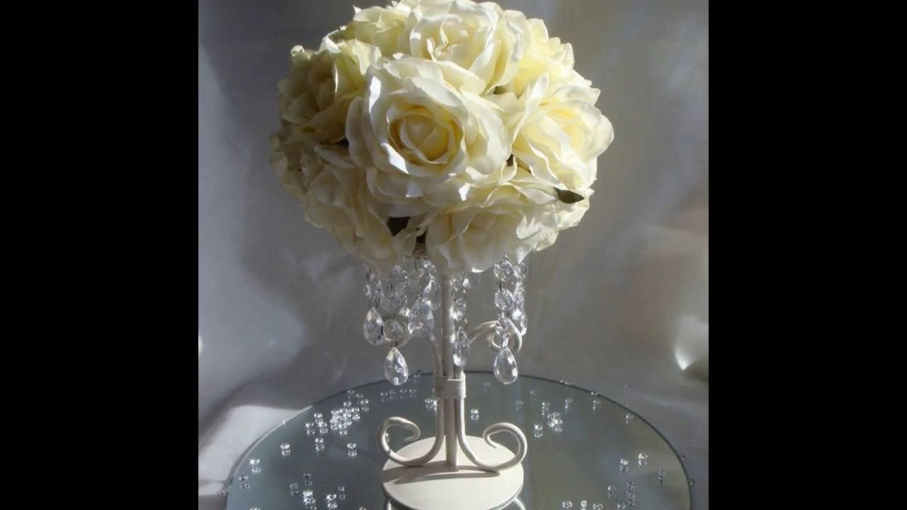 Centros de mesa de boda youtube - Centros de boda ...