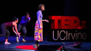 I Believe in the Power of Dance | Cara Scrementi | TEDxUCIrvine