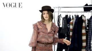 видео Стиль кантри в одежде
