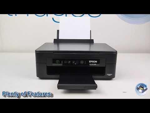 Epson Expression Home XP2100 Inkjet Printer Review