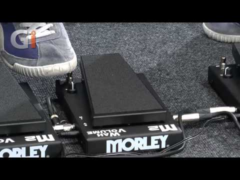 Morley M2 Pedals Review | Guitar Interactive Magazine Issue 26