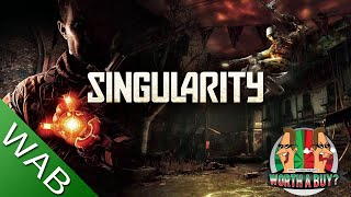 Singularity Retro Review - How did I miss this Gem (Video Game Video Review)