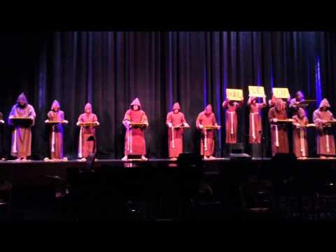 The Silent Monks - Hallelujah Chorus