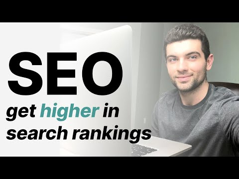 SEO Strategies To Get Higher Rankings In Google Search Results (Search Engine Optimization Tips) thumbnail