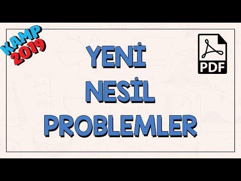 Yeni Nesil Problemler -Matematik