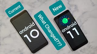 Android 11 Beta 1 New Features And Comparison To Android 10 (Android 11 Vs Android 10)