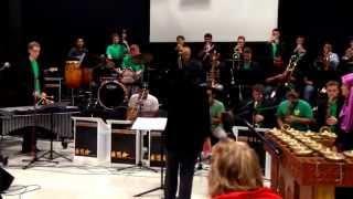 Aswara Music-Ya Hyo - German Big Band memainkan lagu Tradisional Malaysia
