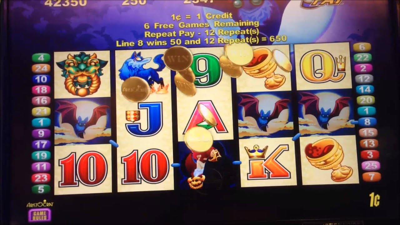 Lucky Count Slot Machine