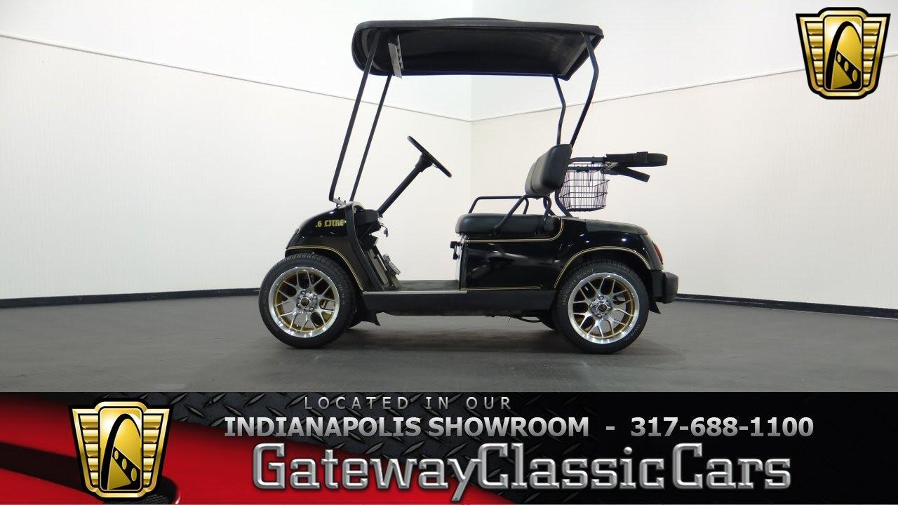 2002 Yamaha Smokey and the Bandit Tribute Golf Cart - #476-ndy ... on golf players, golf games, golf hitting nets, golf accessories, golf buggy, golf cartoons, golf trolley, golf handicap, golf girls, golf machine, golf words, golf tools, golf card,