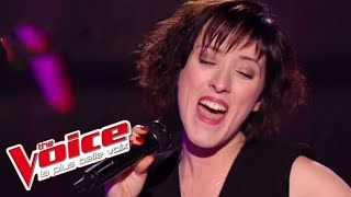 Céline Dion – Prière païenne | Alcidia Accao Farias | The Voice France 2016 | Blind Audition