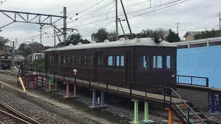 頑張るぐんまの中小私鉄フェア2019 上毛電気鉄道大胡列車区