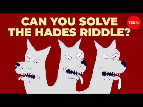 Video image: Can you solve the riddle and escape Hades? - Dan Finkel