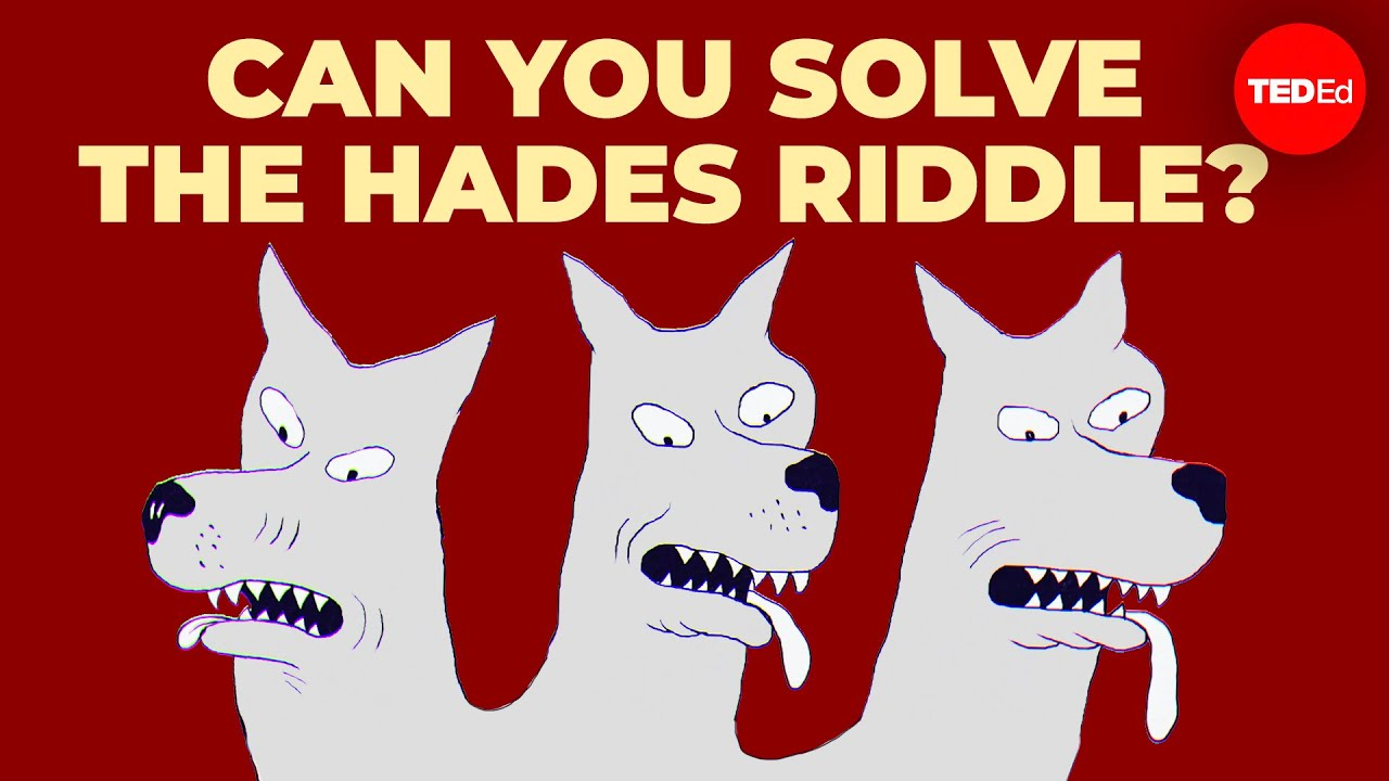 Can you solve the riddle and escape Hades? - Dan Finkel