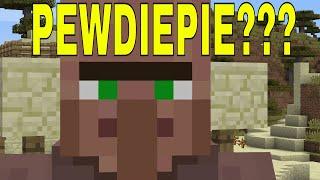 Pewdiepie Hmmm Minecraft