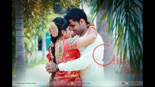 Dhivya Gowtham || Grand tamil wedding teaser || Giristills