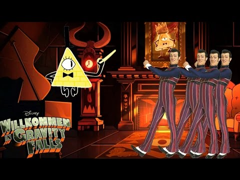 We Are Number One but in Gravity Falls [HD/BILL CIPHER]