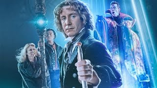 Doctor Who: The Movie Blu-Ray Trailer - Doctor Who