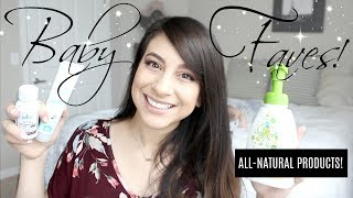 MY FAVORITE ALL-NATURAL BABY PRODUCTS!!! grace for the day
