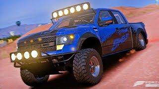 Forza Horizon 3 - КУПИЛ ASTON MARTIN VULCAN. ОЧЕНЬ ПРЫГУЧИЙ FORD SHELBY RAPTOR.