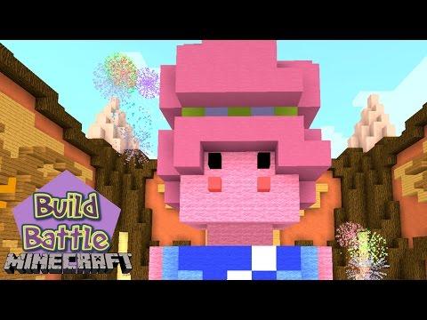Minecraft Build Battle - TROLLS e HIPOPÓTAMO - Видео из Майнкрафт (Minecraft)