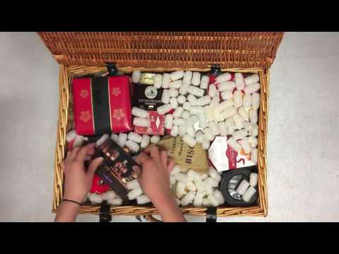 The Vintage Christmas Hamper Unboxing