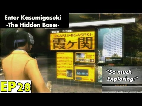 Shin Megami Tensei IV Playthrough pt 28: Enter Kasumigaseki
