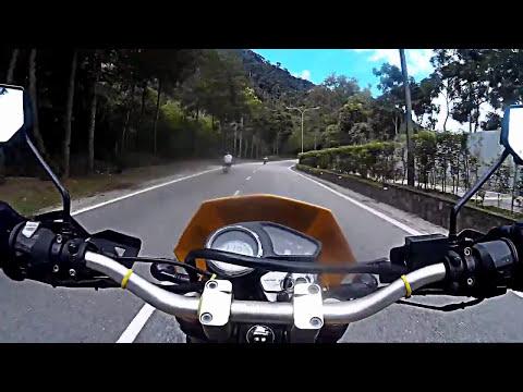 Genting Rider ex5 power dikesan