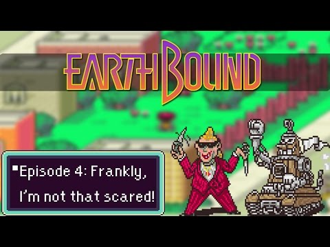 Earthbound - 4 - How to beat Frank...With style