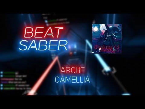 Beat Saber | AtomicX | Camellia - Arche [Expert+] #3 FC | 95.5%