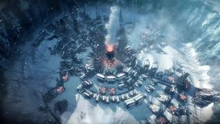 Frostpunk review, ice age city builder