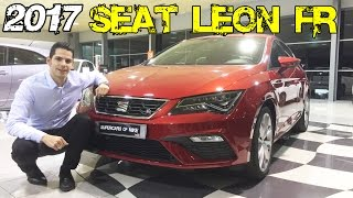Seat León FR 2017 | Review en Español / Prueba / Test | Supercars of Mike
