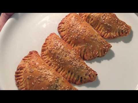 Recettes Chaussons A La Viande Hachee Ma Cuisine Facile Video S