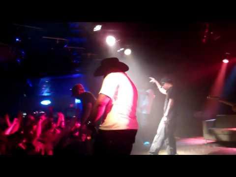"Nappy Roots ""Po Folks"" live 4-2-2011"