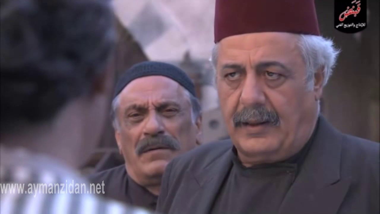 زمن البرغوث | مشهد مضحك جدا ابو نجيب مع ابو وضاح    | ايمن زيدان   سلوم حداد