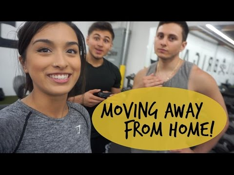 Moving away home essays