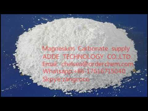 How To Make  Magnesium Carbonate