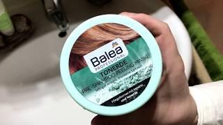 Uréia balea shampoo