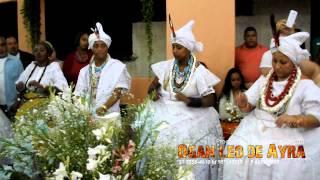 Asé Curicica - Ogun, Osoosi e Oyá - Odun Ijê