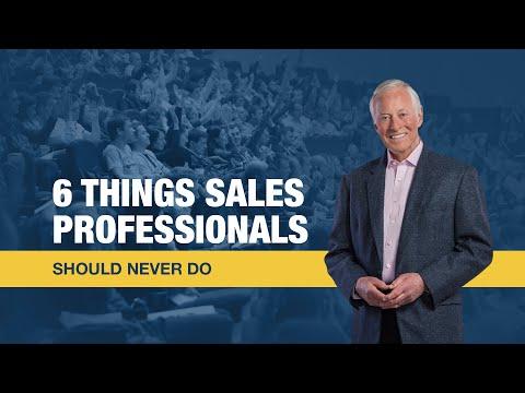 6 Things Sales